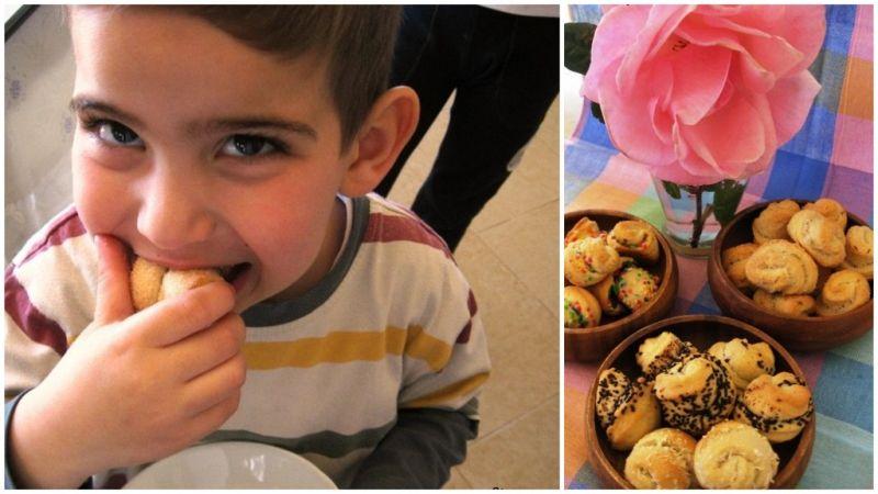 Розичките на леля Иринка от Курабиено тесто