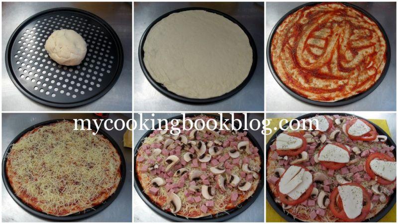 Универсално тесто за Пица и Фокача