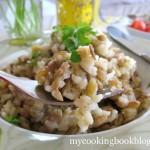 Пилаф със Зелена Леща и Ориз по Кипърски