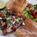 Шефталя (Σεφταλιά) и Сувлаки - традиционен Кипърски кебап