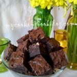 Брауни (Brownies) с орехи