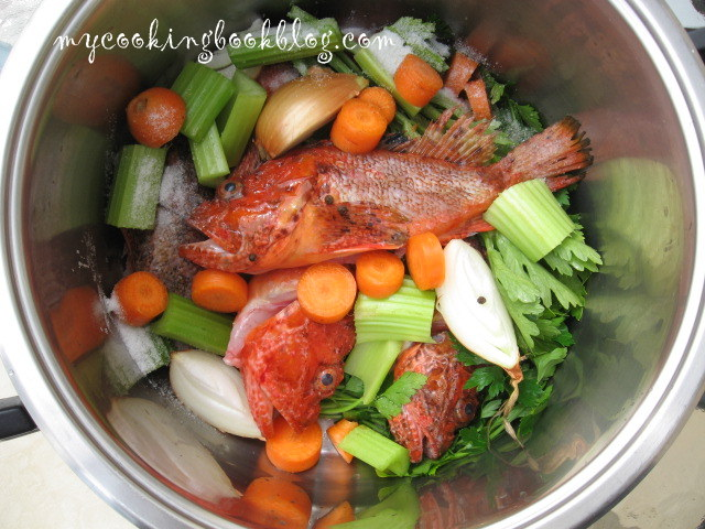 Как се прави бульон от риба
