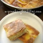 Клин Яйченик или Родопска баница с плънка от ориз, яйца и кисело мляко