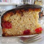 Английски кейк с кандирани череши (English Cherry Cake)