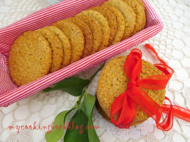 Бисквити Хобноб (Hobnob biscuit)