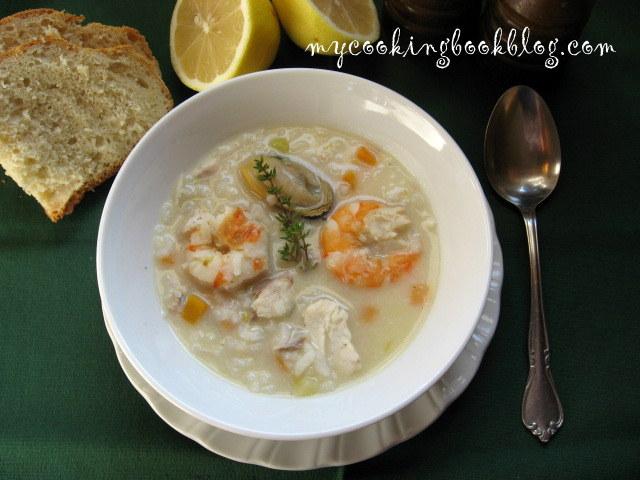 Супа Чаудър (Seafood Chowder)