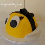 Торта Пчела (BeeCake), лесна за оформяне