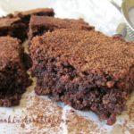 Браунис (Brownies) с тиквички и канела