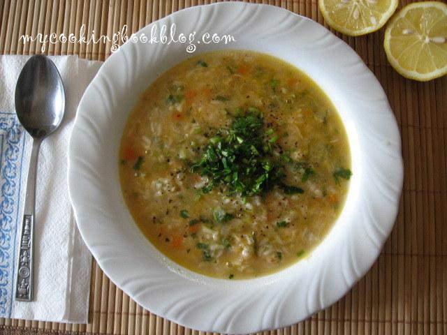 Рибена супа (by Paraskevas Christou)