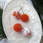 Черешки от моркови