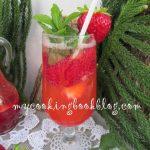 Сироп от ягоди с канела