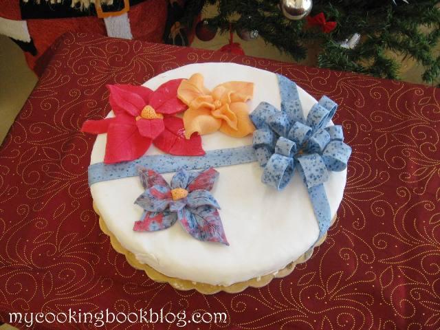 Коледeн Кейк (Christmas Cake) 2009