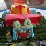 Торта Весел Трактор