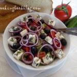 Гръцка Салата (Greek Salad)