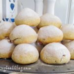 Египетски Курабии (с пълнеж от орехи и мед)