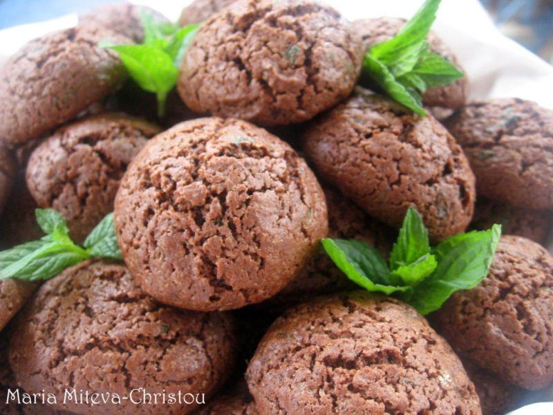 Шоколадови Сладки с Прясна Мента