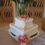 Свадбена торта Тереза и Колин