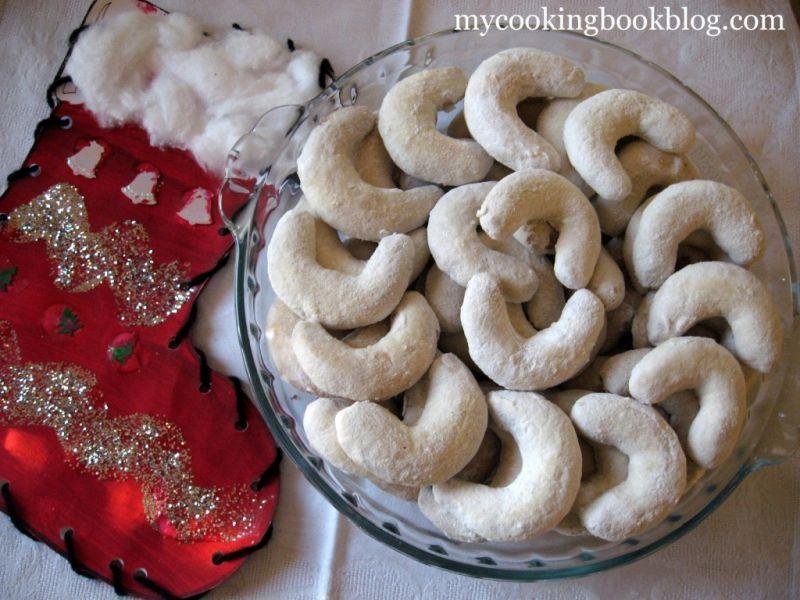 Ванилени Кравайчета (ванилковé рохлички) от Natalina