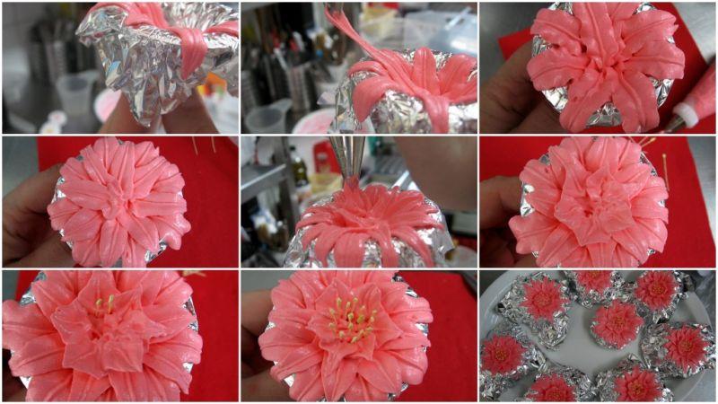 Как се прави Кактусово Цвете