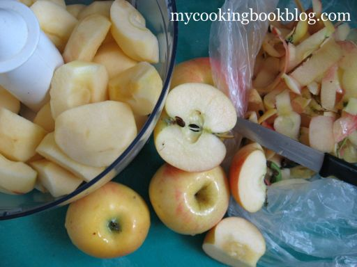 Ябълков Сладкиш с Интересна Глазура