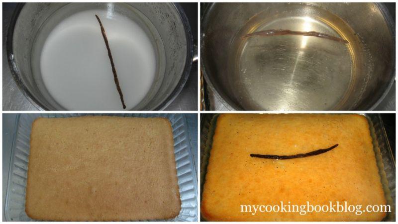 Реване с вода в тестото