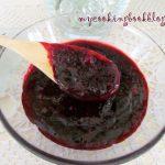 Как се приготвя плодов пълнеж (fruit filling)