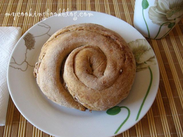 Традиционни Кипърски тахинопитес (ταχινόπιτες)