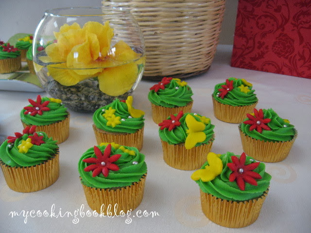 Ванилови кексчета (cupcakes)