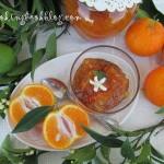 Мармалад от мандарини с лимонова трева (lemongrass)