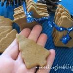 Шведски ароматни медени бисквити Пепаркакор (Pepparkakor)