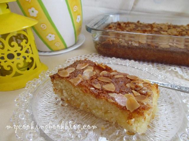Сиропиран сладкиш с грис или Самали (Σάμαλι), Кало прама (Καλό Πράμα)