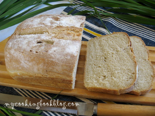 Бял хляб с квас