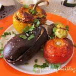Йемиста (γεμιστά) или пълнени зеленчуци