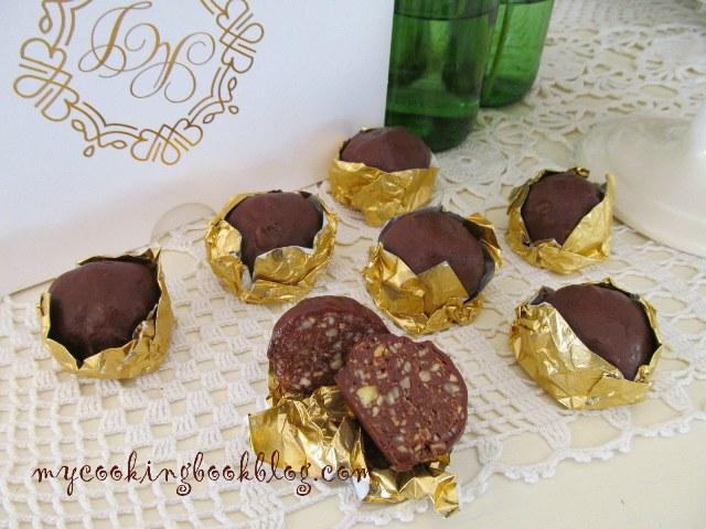 Домашни бонбони Фереро Роше (Ferrero Rocher)