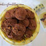 Шоколадови сладки с шамфъстък, зехтин и портокал (постни)