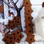 Бисквити Шоколадови звезди