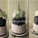 Сватбена торта (Wedding Cake) за Marios & Douvile